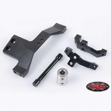 Supporti Motore V8 e Trasmissione R4 per TF2 - RC4WD Z-S1239