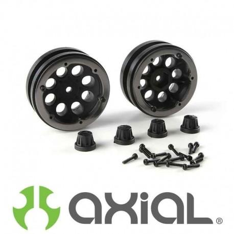 Cerchi 1.9 Beadlocks NERI - AXIAL AX8087