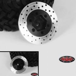 Adattatori Esagono a Disco Lug 6 (Cerchi 1.9-2.2) - RC4WD Z-S0530