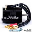 PULLER PRO BL 540 STUBBY 3300Kv WATERPROOF - Holmes Hobbies