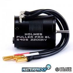 PULLER PRO BL 540 STUBBY 2200Kv WATERPROOF - Holmes Hobbies HH-120100014