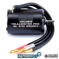 Can notice it from PRO BL 540 3300Kv WATERPROOF - Holmes Hobbies