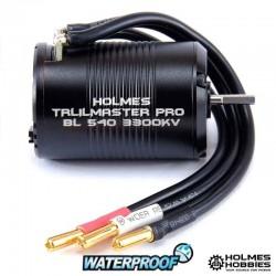 TRAILMASTER PRO BL 540 3300Kv WATERPROOF - Holmes Hobbies HH-120100018