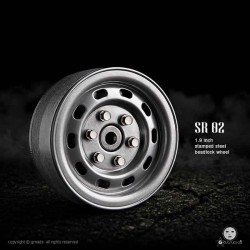Cerchi SR02 1.9 Beadlock - GMADE