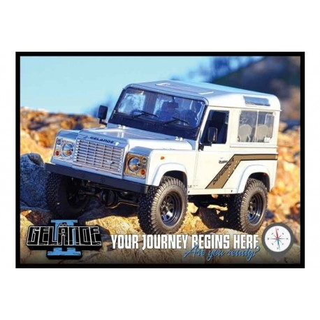 Gelande 2 D90 KIT - RC4WD Z-K0001