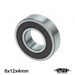 Cuscinetto a Sfera 6x12x4mm (S.Teflon) - YEAH RACING