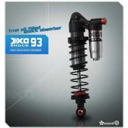 Ammortizzatori XD Piggyback 93mm - GMADE