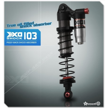 Ammortizzatori XD Piggyback 103mm - GMADE GM21007
