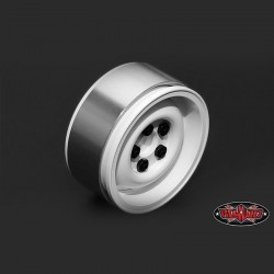 LANDIES 1.9 metal (Vintage) WHITE - RC4WD