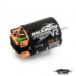 Hackmoto V2 35T 540 - YEAH RACING MT-0014