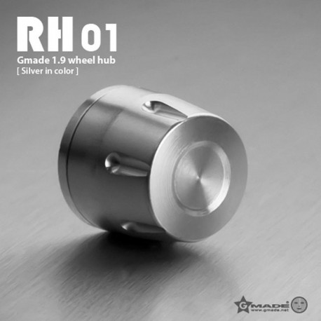 Coprimozzi RH01 in scala 1:10 - GMADE GM70112