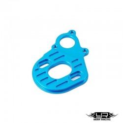 Piastra supporto motore Blu - Yeah Racing SCX10-013BU