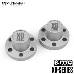 COPRI MOZZI serie XD GRIGIO CHIARO - Vanquish VPS07721