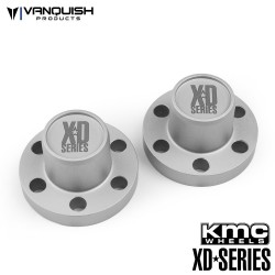 COVER HUBS XD series LIGHT - GRAY- Vanquish