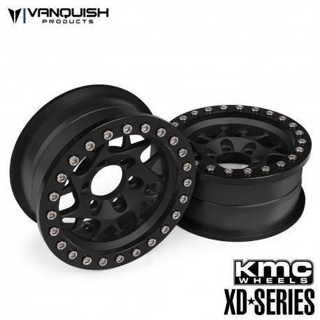 CERCHI KMC serie XD NERI - Vanquish VPS07710