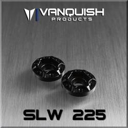 HUBS on the SLW 225 BLACK - Vanquish