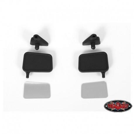 Specchietti in gomma Defender D90 e D110 (A) - RC4WD Z-S0995
