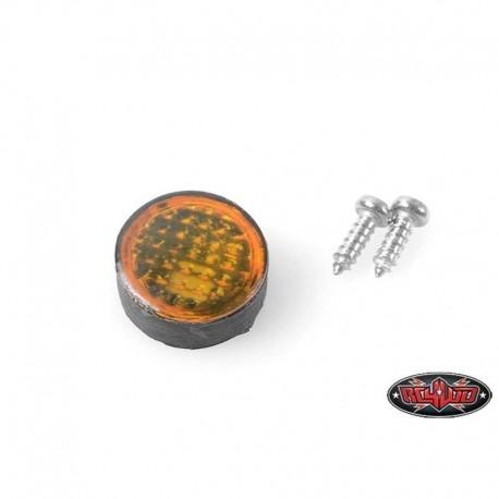 Fanale (L) Post. Arancione Defender 90/110 - CChand VVV-C0093