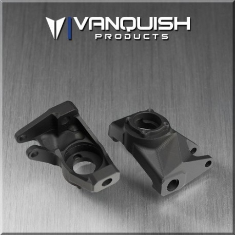 WRAITH SCALE KNUCKLES BLACK ANODIZED- Vanquish VPS07003