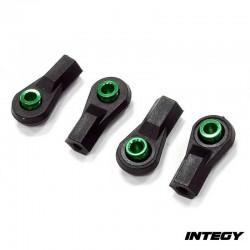 Uniball M3 in Plastica con Sfera VERDE - INTEGY