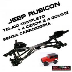 TELAIO COMPLETO Jeep Rubicon (Senza Carrozzeria) - TM