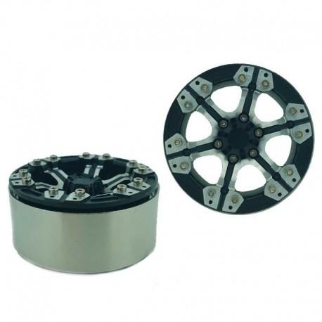 Set 4 Inch v3 1.9 in alluminio a 6 Razze - XTRA SPEED XS-57292