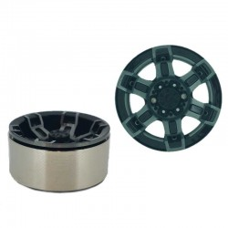 Set 4 Inch v4 1.9 in alluminio a 6 Razze - XTRA SPEED