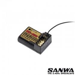 Ricevente RX-451 2,4Ghz FHSS-3 - SANWA