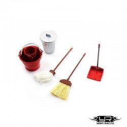 Set Accessori Campeggio v4 - YEAH RACING YA-0366