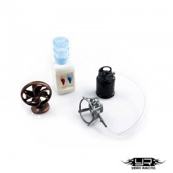 Set Accessori Campeggio v3 - YEAH RACING YA-0363