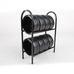 Supporto ruote in alluminio - NZO N011BL1