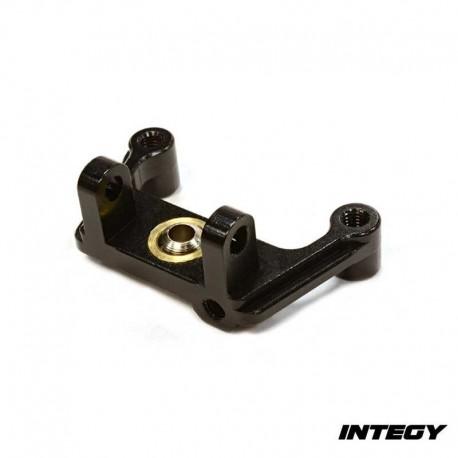 Supporto in metallo per 3 link per ponte Axial SCX-10 - INTEGY C25602BLACK