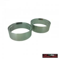 2 RINGS 1.9 ALUMINUM Tires PROLINE - TM