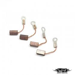 Spazzole per Motori Brushed (HACKMOTO) - YEAH RACING YA-0415