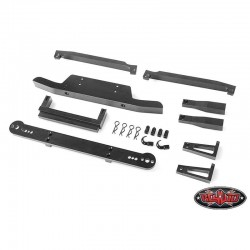 Kit Conversione Carrozzeria da D90 in CRUISER per Gelande 2 D90 - RC4WD
