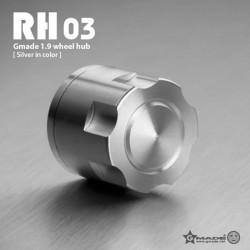 Coprimozzi RH03 in scala 1:10 - GMADE