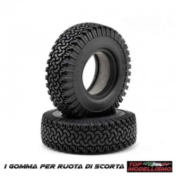 RUBBER Hardpack 1.9 Spare Wheel - TM