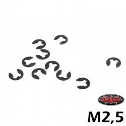 10 CLIP Misura M2.5 - RC4WD Z-S0937