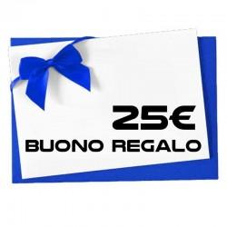 BUONO REGALO DA 25€ TM-BR25