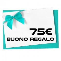 BUONO REGALO DA 75€ TM-BR75