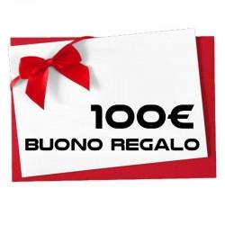 BUONO REGALO DA 100€ TM-BR100