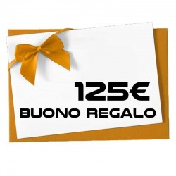 BUONO REGALO DA 125€ TM-BR125