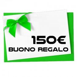 BUONO REGALO DA 150€ TM-BR150