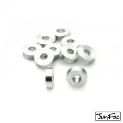 Spessori da 2.5mm (Foro M3) - JUNFAC