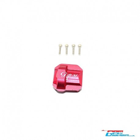 Cover ROSSA per AXIAL SCX10 Versione 2 - GPM SCX2012A-R
