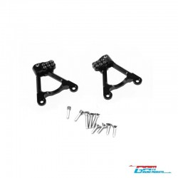 Media Shock POST. BLACK for AXIAL SCX-2 - GPM