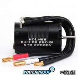 PULLER PRO BL 540 STANDARD 2200KV WATERPROOF - Holmes Hobbies HH-120100023