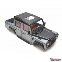 Carrozzeria DEFENDER D130 PLUS - TRC