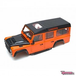 Carrozzeria DEFENDER D110 PLUS - TRC