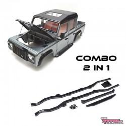 COMBO 2 in 1 D130 PLUS - TRC